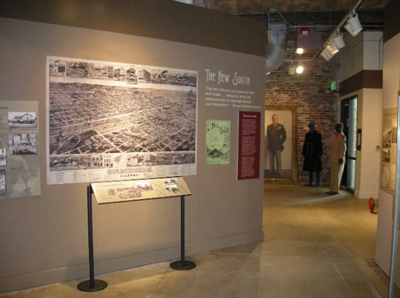 Birmingham History Center Display